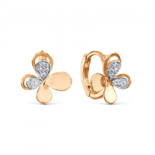 585 Russian Rose 14ct Gold...