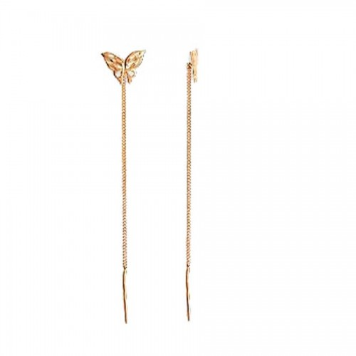 Rose Gold 14ct Butterfly...