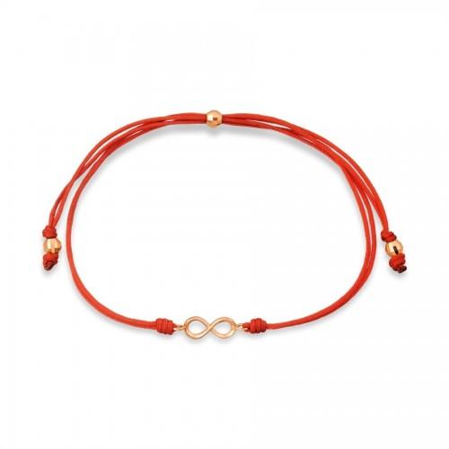 Red String Adjustable 585...