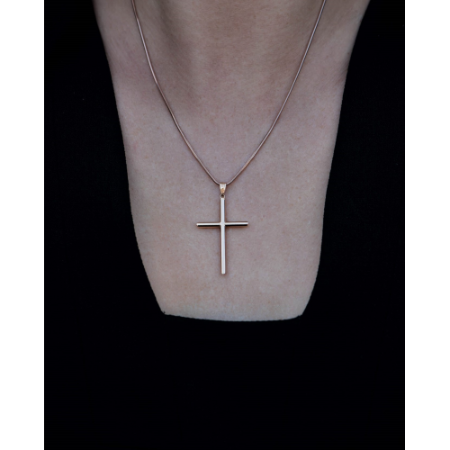 Large Minimalistic Cross...